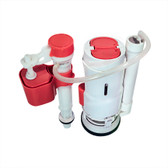 Trapani Replacement Dual Flush Valve System