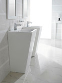 Bresica - Modern Bathroom Pedestal Sink