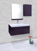 Modern Bathroom Vanity Set - Alessandria - 36.25""