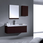 Modern Bathroom Vanity Set - Ascoli - 46.5""