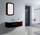 Modern Bathroom Vanity Set - Fermo - 41""