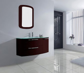 Modern Bathroom Vanity Set - Foggia - 41""