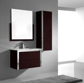 Modern Bathroom Vanity Set - Piacenza - 29""