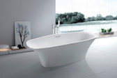 Annecy Freestanding Soaking Tub 71""