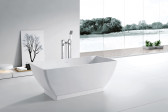 Chazilly Freestanding Soaking Tub 64""