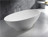 Aurillac Freestanding Soaking Tub 71""