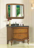 Alexis - Transitional Bathroom Vanity Set