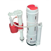 Terzo Replacement Dual Flush Valve System