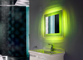 Bellissimo RGB Colored LED Vanity Mirror with Remote Control