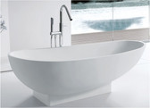 Dante II Freestanding Soaking Tub 71""