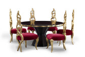 Diana Modern Dining Room Table