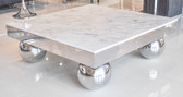 Modern Marble Coffee Table - Lombardia