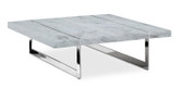 Cleo Modern Marble Coffee Table