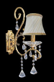Wall Lamp - Crystal Wall Sconce - Sondrio