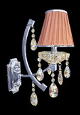 Wall Lamp - Crystal Wall Sconce - Rovigo
