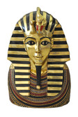 Tutankhamun Bust Silver and Gold