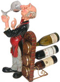 Connoisseur Wine Holder Statue- 2 FT