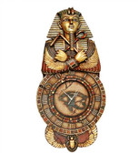 Egyptian Wall Clock