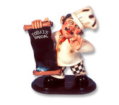 Pastry Cook Display Statue