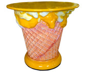 Ice Cream Table-Lemon
