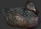 Female Mallard Duck Statue