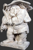 Jester Statue - with Violin