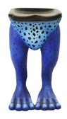 Frog Stool Rainforest Bar Stool Blue