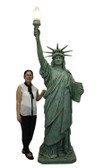 Statue of Liberty Sculpture Replica 8 FT