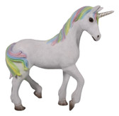 Rainbow Unicorn Statue Large