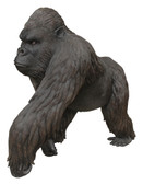 Large Walking Gorilla Statue