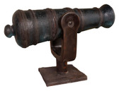 Pirate Cannon Small size Statue
