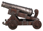 Pirate Cannon Life Size Replica 53""