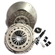"Valair 13"" Upgrade Clutch NMU70279-HD-5SCE (HD Stock Replacement)"