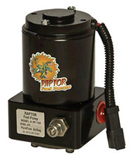 Universal Raptor Pump only 100 gph up to 55 psi