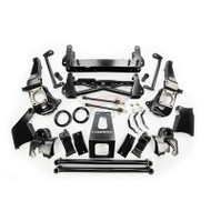 "Cognito CLKP-1107.3 Stage 1 7"" Lift Kit w/ Fox Shocks"