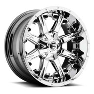 Fuel Off-Road Nutz Wheel - Chrome
