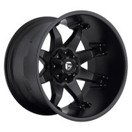 Fuel Off-Road Octane Wheel - Deep - Black