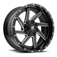 Fuel Off-Road Renegade Wheel - 2-Pc, Black & Milled