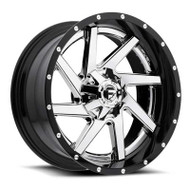 Fuel Off-Road Renegade Wheel - 2-Pc. Chrome