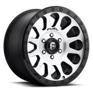 Fuel Off-Road Vector Wheel - Gloss Black & Brushed