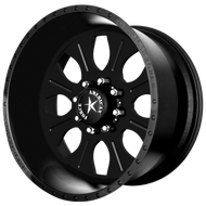 American Force Black Combat SS Wheel