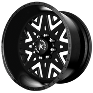 American Force Black Inferno SS Wheel