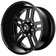 American Force Black Justice SS Wheel