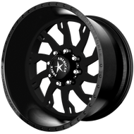 American Force Black Raptor SS Wheel