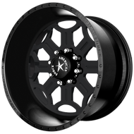 American Force Black Torque SS Wheel