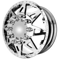 American Force Stars Dually Wheels