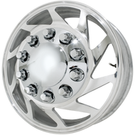 American Force Typhoon Dually Wheel