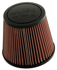 K&N RU-5172 Universal Clamp-On Air Filter