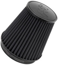 K&N RU-3101HBK Universal Clamp-On Air Filter