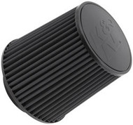 K&N RU-5283HBK Universal Clamp-On Air Filter